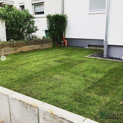Ergebnis Gartenbau Rasen